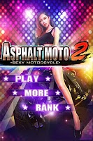 Screenshot of Asphalt Moto 2
