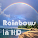 Rainbows Wallpaper in HD icon