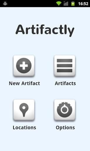 Artifactly