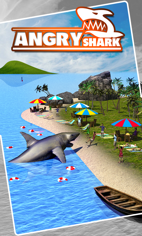 Angry Shark Simulator 3D Screenshot 3