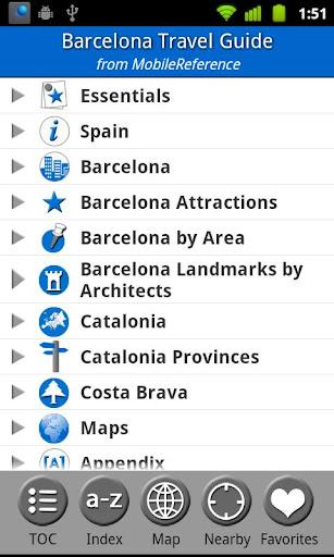 Barcelona Catalonia - Guide