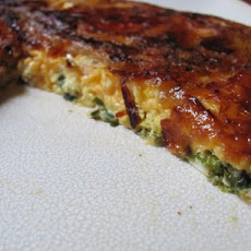 Onion & Herb Frittata