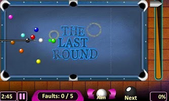 Screenshot of Pool Island FREE
