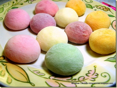 Bubbies mochi ice cream 2