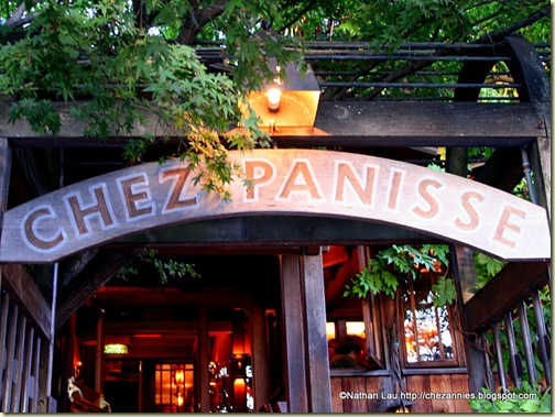 Chez Panisse, the Legendary Restaurant in Berkeley