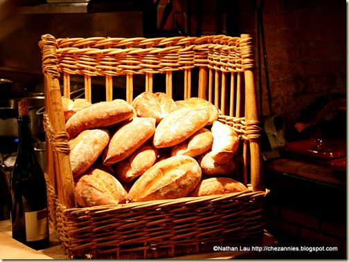 Fendu Loaves @ Chez Panisse