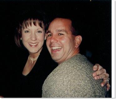 Leslie & Khalil- June 2001