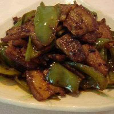 Twice-Cooked Chilli Pork