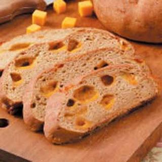 Cheesy Rye Bread Recipes