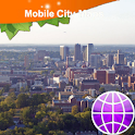 Birmingham, Hoover Street Map icon