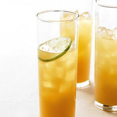 Pineapple-Rum Cocktail