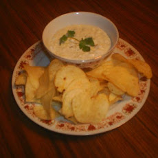 Herbed Danish Blue Cheese Dip