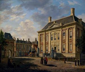 RIJKS: Bartholomeus Johannes van Hove: painting 1825