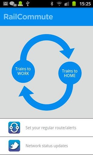 Rail Commute - Live UK Trains