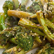 Sautéed Asian Broccoli