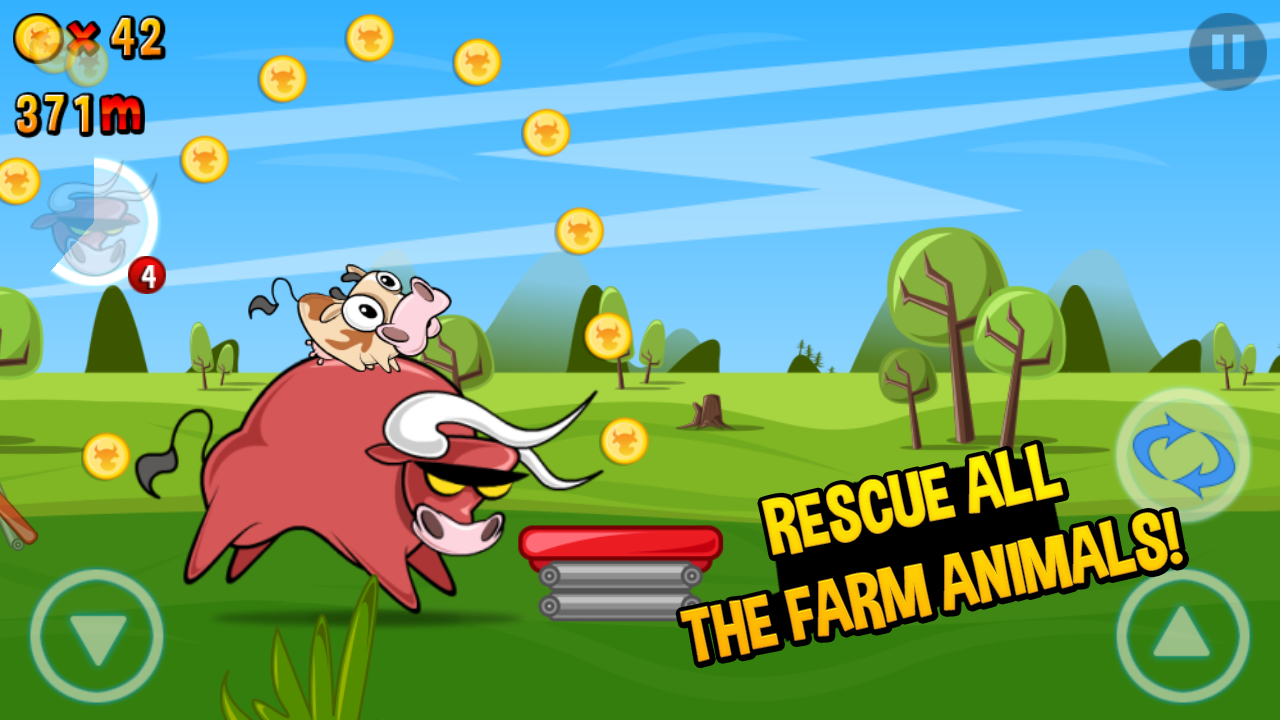 Run Cow Run Screenshot 18