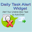Daily Task Alert Widget icon