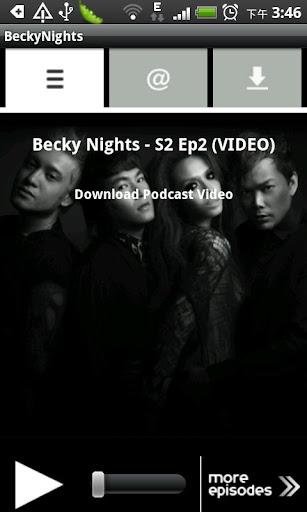 BeckyNights