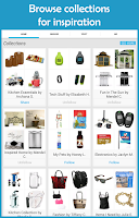 Screenshot of Smoopa Shopping
