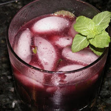 Blackberry Mint Juleps
