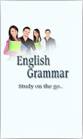 Screenshot of English Grammar Book