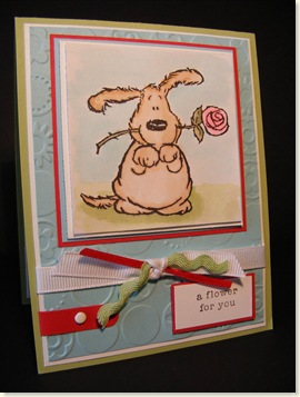Denise's card