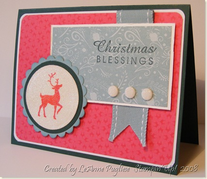 sketch challenge Christmas blessings