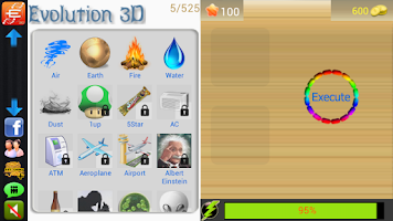 Screenshot of Alchemy Free -