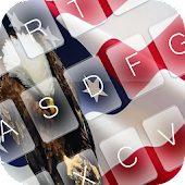 American Freedom Keyboard for Lollipop - Android 5.0