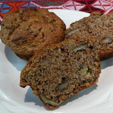 Farm Fresh Banana Bran Muffins