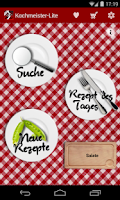 Screenshot of Kochmeister Rezepte GRATIS