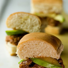 Mini Sloppy Joes