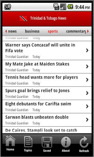 Trinidad News