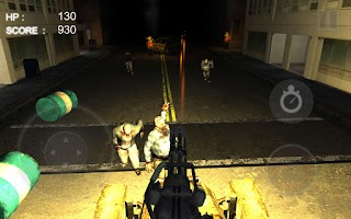 Screenshot of Zombie Mincer
