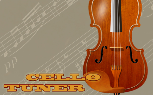 Cello Tuner- screenshot