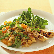 Chicken and Bulgur Salad