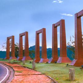 Large Swing by Jayanta K Biswas - Landscapes Travel