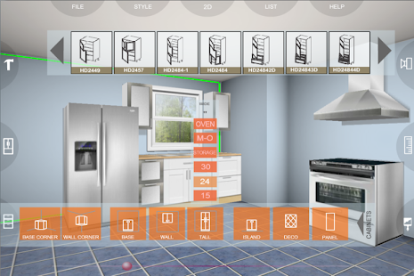 Eurostyle Kitchen D Design Apk