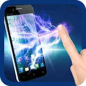 Download Electric Screen Colorful Prank APK on PC
