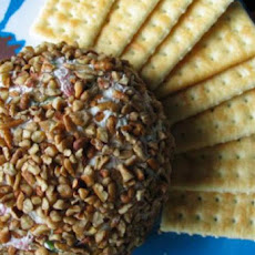 Aunt Sue's Smoky Cream Cheese Cheese Ball