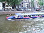 canal restaurant boat