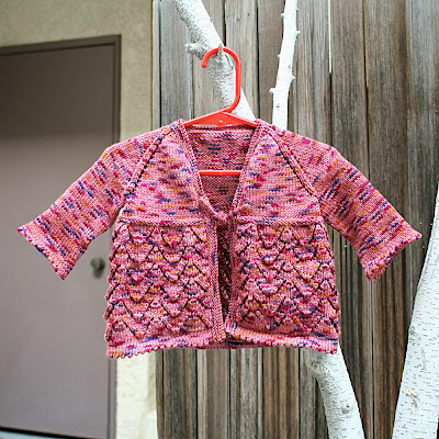 helena baby sweater