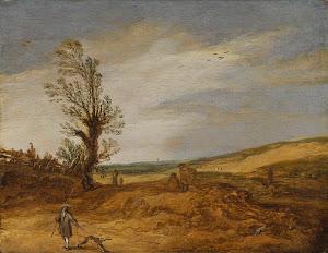 RIJKS: Esaias van de Velde: painting 1629