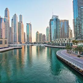 Dubai Marina by Vivek Khanna - Buildings & Architecture Office Buildings & Hotels