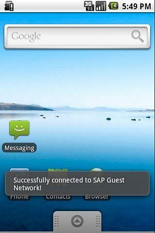 SAP Guest One-Click