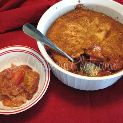 Mama's Strawberry Cobbler