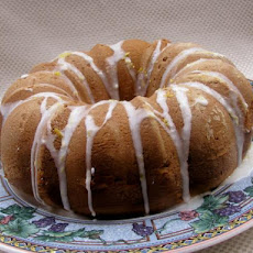 Honey-Lemon Glaze