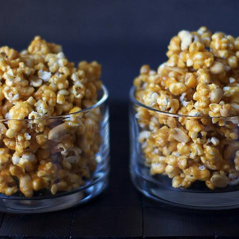 Spicy Caramel Popcorn Recipe Smitten Kitchen
