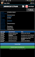 Screenshot of International Parcel Tracker