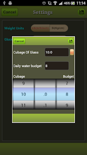 Diabetes Manager for Android - screenshot